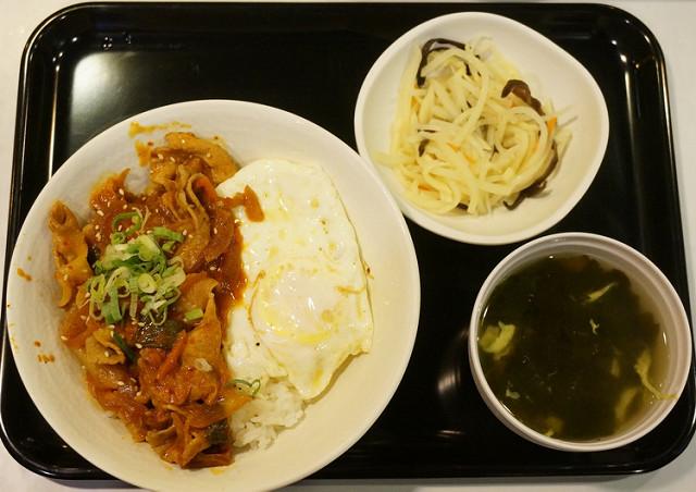 [高雄]平價早晚餐簡單吃-6稻8輕食全餐店 @美食好芃友