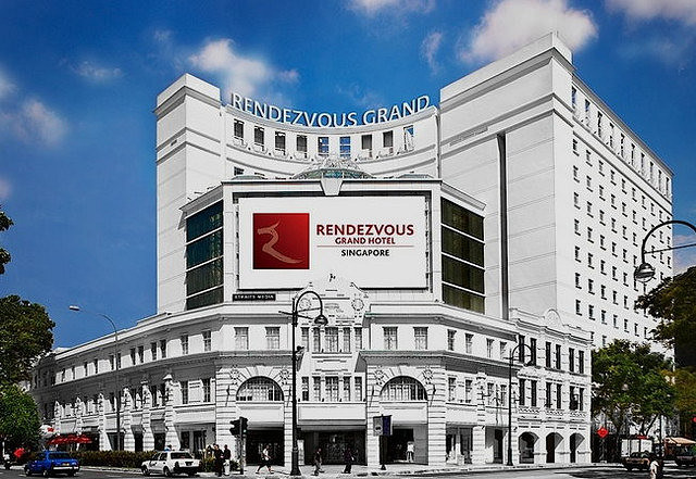 [新加坡]交通便利的四星商務酒店-Rendezvous Hotels Singapore新加坡龍都酒店 @美食好芃友