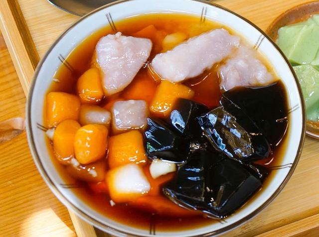 [高雄]芋圓豆花X西式甜塔的百圓混搭下午茶-東門茶樓 @美食好芃友