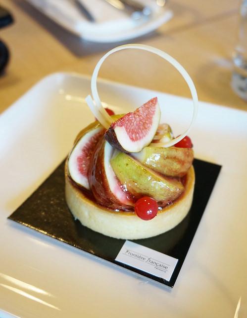 [花蓮]好山好水仙境甜點-Frontière Française邊境法式點心坊 @美食好芃友