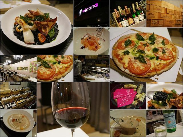 [台北]小資也吃得起的平價奢華-Winona葡萄酒餐廳 @美食好芃友