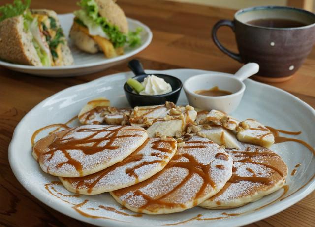 [台南]巷弄隱藏咖啡小店,手作早午餐X美味鬆餅-是吉咖啡café ichi @美食好芃友