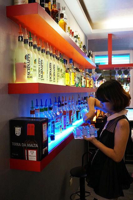 [高雄][邀約]繽紛雞尾酒九宮格-A Luz 簡單品酒 @美食好芃友