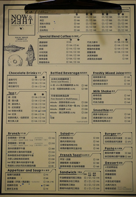 [高雄]文青工業風X美式早午餐-NOW & THEN by nybc @美食好芃友