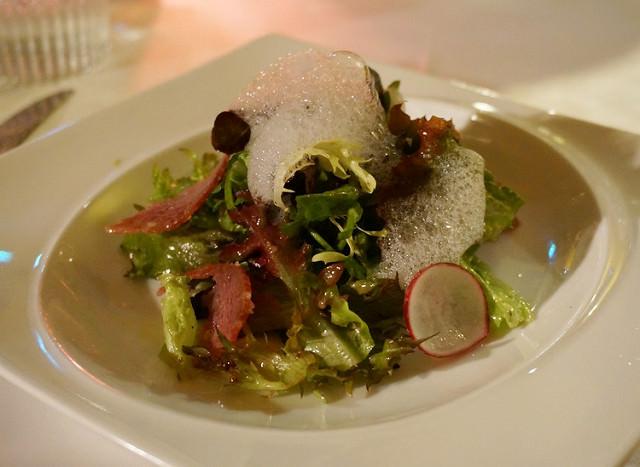 [台南]巷弄低調優質氣氛西餐廳-Angel De La Placa Restaurant 天使的盤子 @美食好芃友