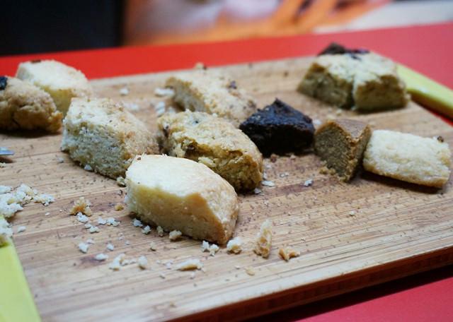 [台北公館]溫馨美式手工餅乾-咪莉奶奶手工餅乾 @美食好芃友