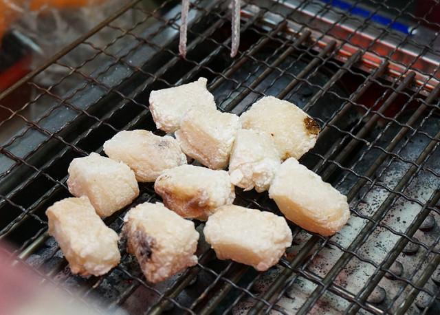 [高雄]冬季限定!暖暖日式紅豆湯XQQ碳烤麻糬-婆婆冰 @美食好芃友